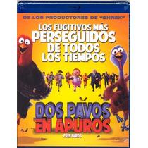 Dos Pavos En Apuros . Free Birds Pelicula En Blu-ray
