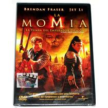 Dvd La Momia 3: La Tumba Del Emperador Dragón (2008) Jet Li