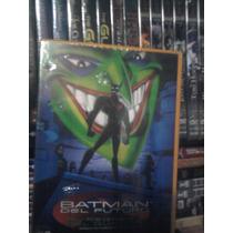 Dvd Batman Del Futuro Anime Caricatura Manga Dc Comics