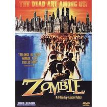 Zombie - Lucio Fulci Dvd Nueva Dificil De Conseguir