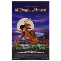 All Dogs Go To Heaven Dvd Seminuevo Excelente Estado