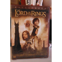 Lord Of The Rings The Two Towers Import Usa By Peter Jackson