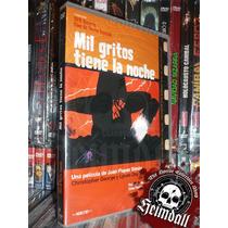 Dvd Mil Gritos Tiene La Noche Pieces Gore Horror Terror R2