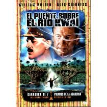 Dvd Puente Sobre El Rio Kwai (bridge On The River Kwai) 1957