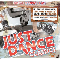 Just Dance Classics Cd Nuevo Excelente Estado