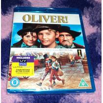 Oliver! - Bluray Importado Europa 45 Aniversario