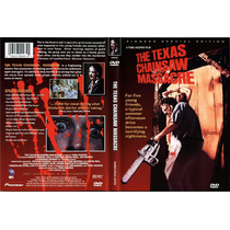 Dvd Clasica The Texas Chainsaw Massacre La Masacre De Texas