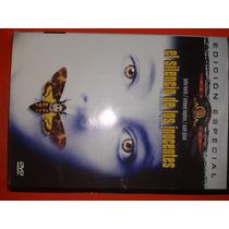 Dvd Silencio Inocentes Loco Mary Halloween Matrix Diabolica