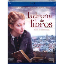 La Ladrona De Libros . The Book Thief Pelicula En Blu-ray