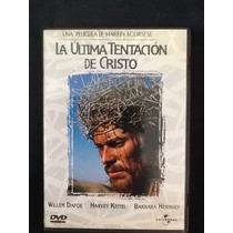 Película Dvd La Última Tentación De Cristo