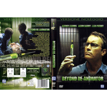 Dvd Horror Gore Resurreccion Satanica Beyond Re - Animator