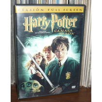Harry Potter Y La Camara Secreta Dvd