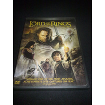 The Lord Of The Rings / The Return Of The King