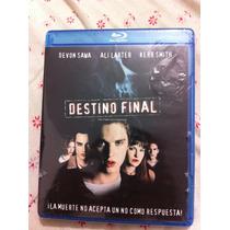 Destino Final - The Final Destination - Kerr Smith - Bluray