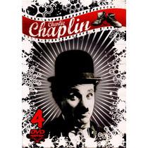 Charlie Chaplin Coleccion Boxset Paquete De Peliculas En Dvd