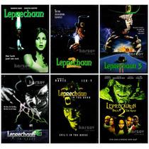 Leprechaun Duende Maldito 6 Peliculas Set Importacion Dvd