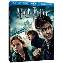 Harry Potter Y Las Reliquias De La Muerte 1 (2 Bluray+1 Dvd)