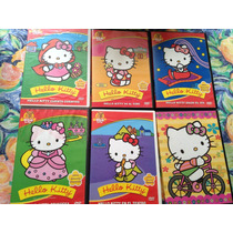 Paquete De 6 Dvd Kitty