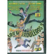 Los Verduleros 3. Alfonso Zayas Y Cesar Bono. En Dvd