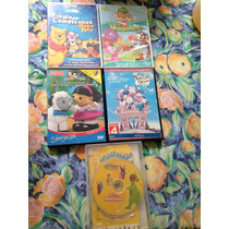 Paquete 5 Dvd Winnie Pooh, Rugrats Y Little People