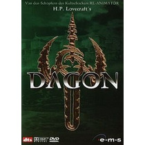 H.p. Lovecraft Dvd Dagon La Secta Del Mar Call Of Cthulhu