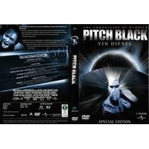 Pitch Black Criaturas De La Noche Eclipse Mortal Vin Diesel