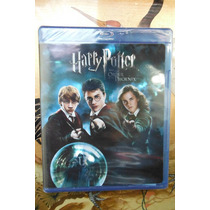 Harry Potter And The Order Of Phoenix Blu Ray Import Movie