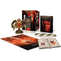 Hellboy 2 Boxset The Golden Army Collector