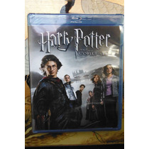 Harry Potter And The Goblet Of Fire Blu Ray Import Movie
