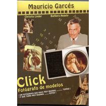 Fotografo De Modelos. Chirstia Linder Y Mauricio Garces. Dvd