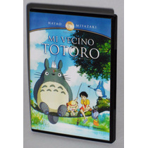 Mi Vecino Totoro Dvd