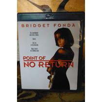 Import Blu Ray Point Of No Return Bridget Fonda John Badham