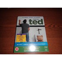 Ted Steelbook Blu-ray + Digital Copy + Ultraviolet