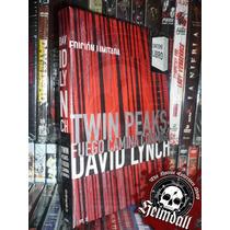 Dvd Boxset Twin Peaks Ed Col 2 Dvd + Libro David Lynch Gore