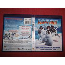 Happy Feet Williams Kidman Jackman Blu-ray Usa Dob Sub Mdisk
