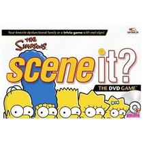 La Escena Simpsons Es? El Juego De Dvd