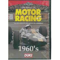Motor Racing 1960. Formato Dvd. Coleccion Autos