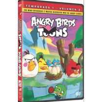 Angry Birds Toons Vol. 2 / Dvd / Nuevo / Original