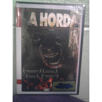 Dvd Nacional La Horda Película Francesa Terror Gore Zombies