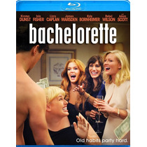 The Bachelorette (como Impedir Una Boda) Bluray -importado