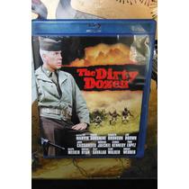 Blu Ray The Dirty Dozen - Charles Bronson - Import War Movie