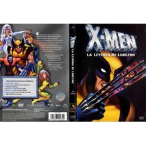 Dvd Anime De Los 90s Xmen La Leyenda De Wolverine Tampico