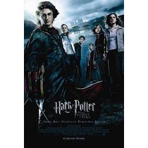Harry Potter Y El Caliz De Fuego Dvd Seminuevo Envio Gratis