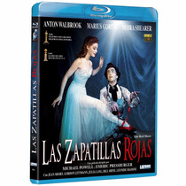 Blu-ray Original Red Shoes Las Zapatillas Rojas Moira Sheare