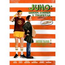 Juno Crecer, Correr Y Tropezar Dvd Excelente Estad Seminuevo