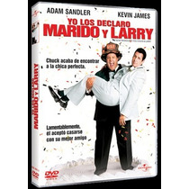 Yo Los Declaro Marido Y Larry Dvd Seminuevo Envio Gratis