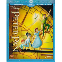 Peter Pan Incluye Bluray Mas Dvd