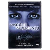 La Noche Del Demonio Insidious Pelicula Dvd