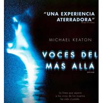 Voces Del Mas Alla White Noise Dvd Seminuevo Envio Gratis