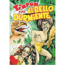 Dvd Cine Mexicano German Valdez Tin Tan El Bello Durmiente